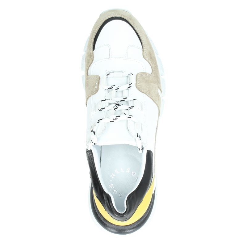 Nelson - Sneakers - Wit