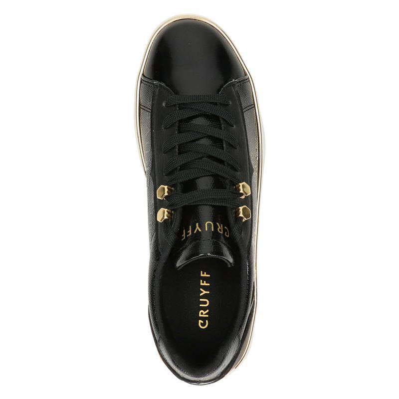 Cruyff Challenge - Lage sneakers - Zwart