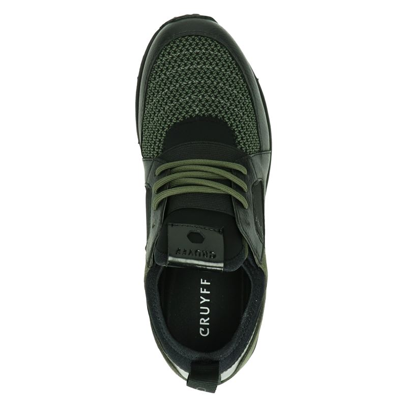 Cruyff - Lage sneakers - Groen