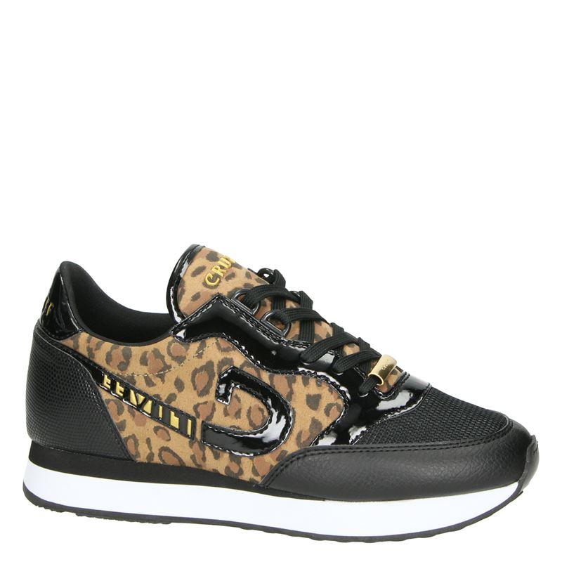 Cruyff Parkrunner - Lage sneakers - Zwart