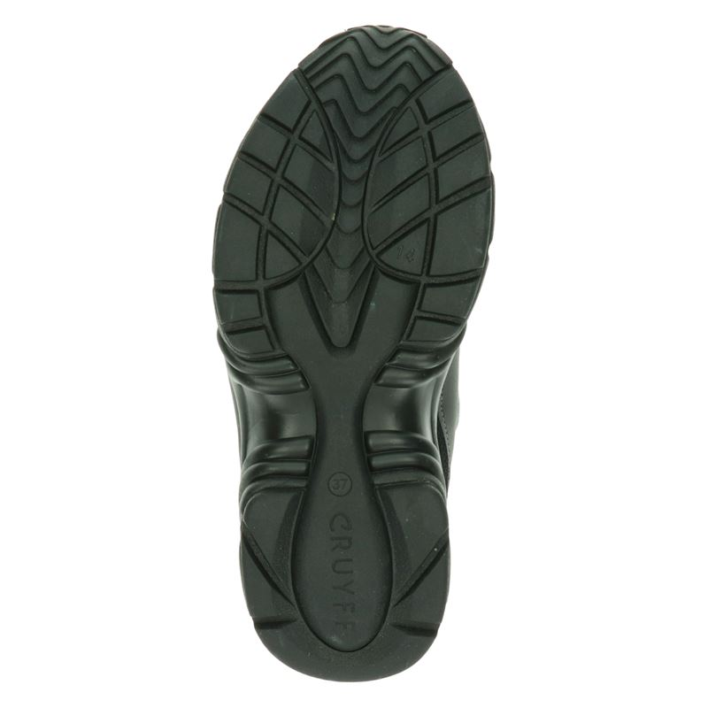 Cruyff Ghillie - Dad Sneakers - Zwart