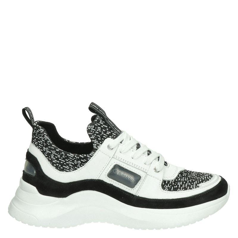 Calvin Klein Ultra - Dad Sneakers - Zwart