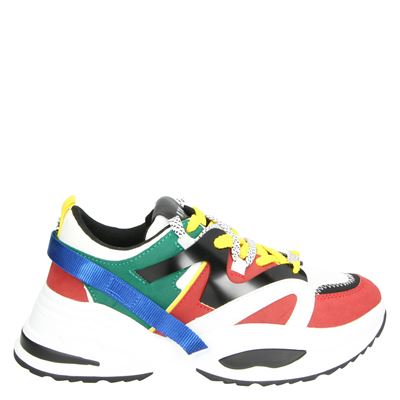 Steve Madden dames sneakers multi