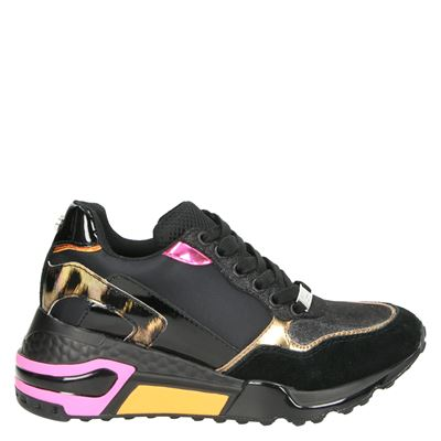 Steve Madden dames sneakers zwart