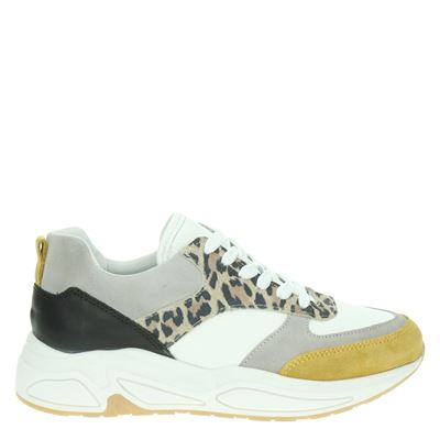 Bullboxer dames sneakers wit