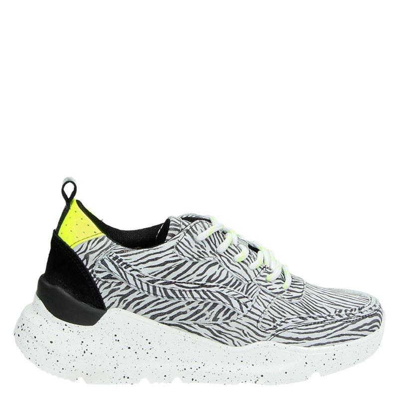 PS Poelman - Dad Sneakers - Grijs