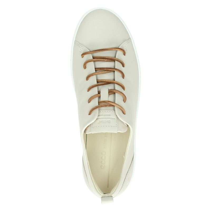 Ecco Soft 8 - Lage sneakers - Beige