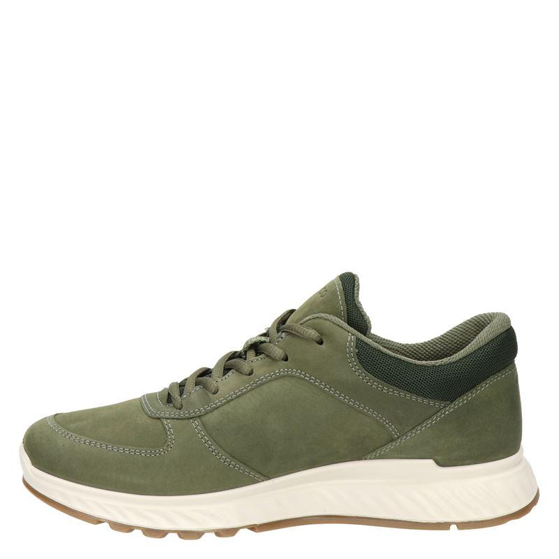 Ecco Exostride - Lage sneakers - Groen