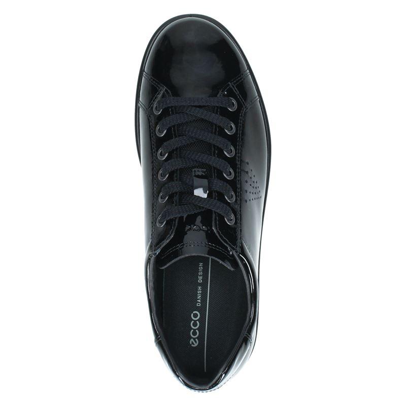 Ecco Soft 1 - Lage sneakers - Zwart