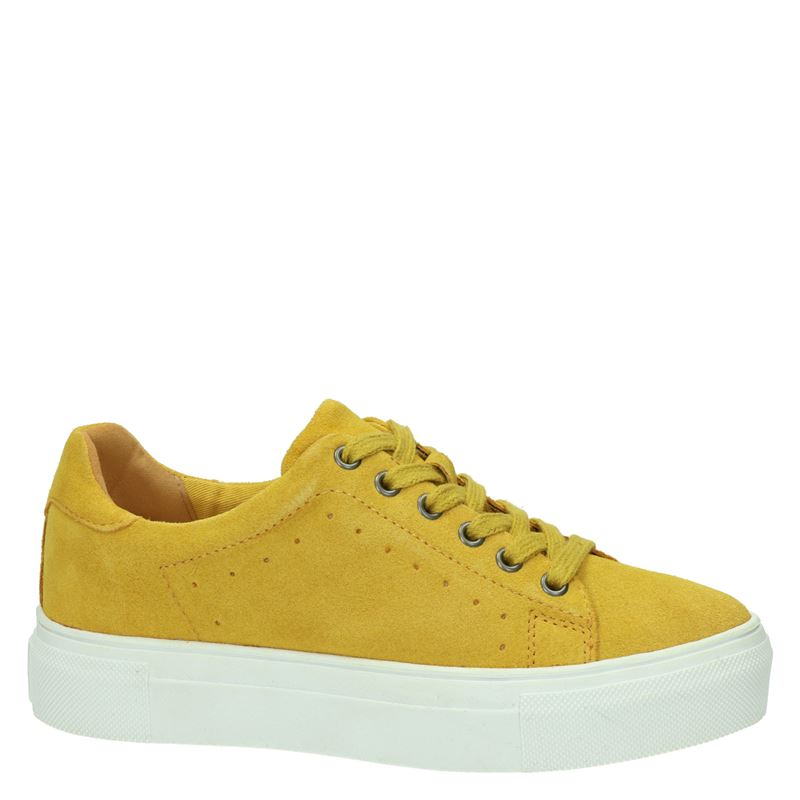 Nelson - Lage sneakers - Geel