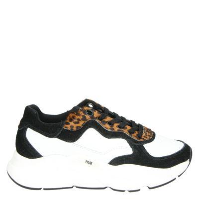 Hub dames sneakers wit