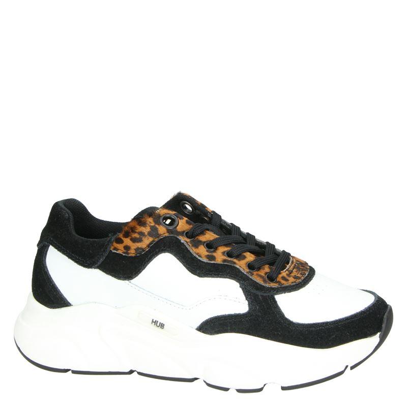 Hub Rock - Dad Sneakers - Wit