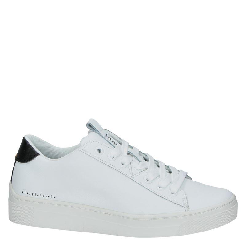 Hub Hook-W LW - Lage sneakers - Wit