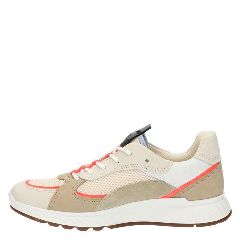 Ecco ST.1 W - Lage sneakers - Beige