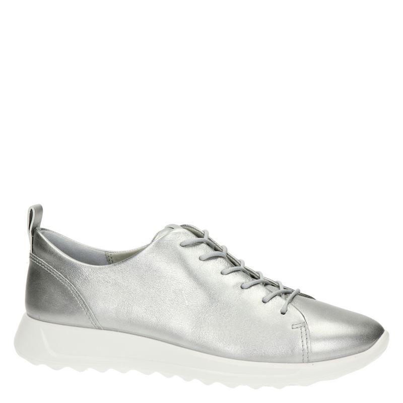 Ecco Flexure Runner - Lage sneakers - Zilver