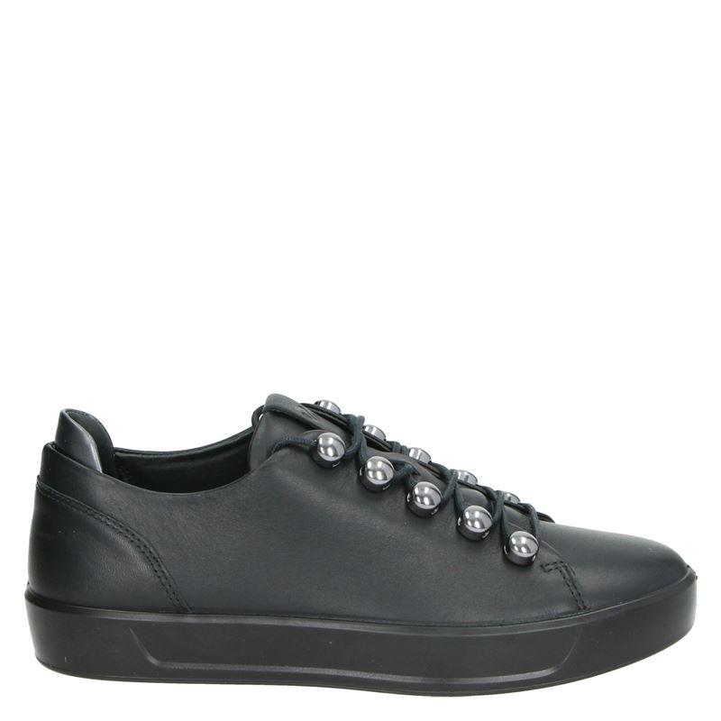 Ecco Soft 8 - Lage sneakers - Zwart