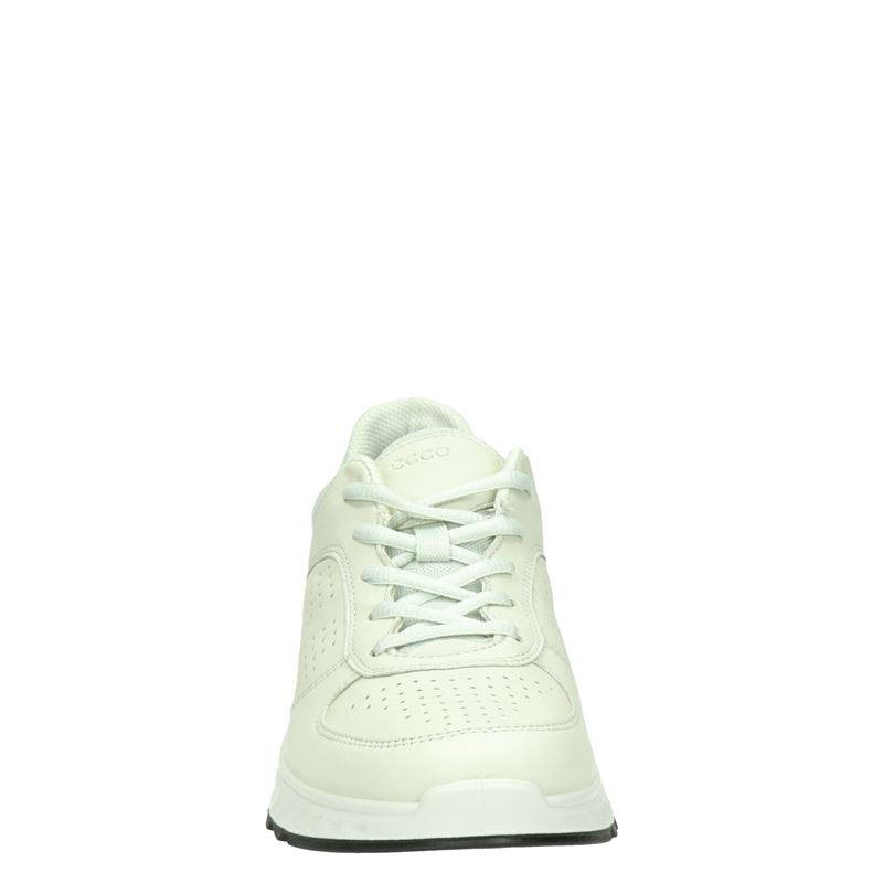 Ecco Exostride - Lage sneakers - Wit