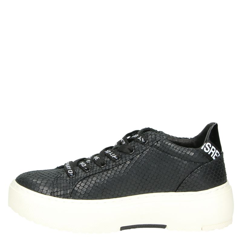 Replay Final Annabel - Lage sneakers - Zwart