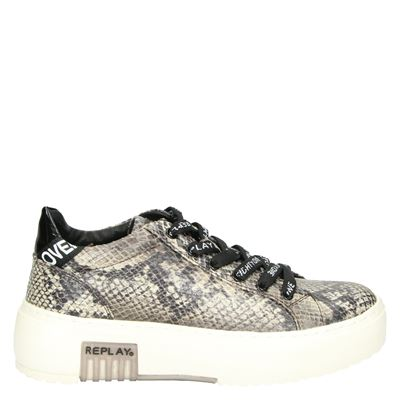 Replay Final Annabel - Lage sneakers
