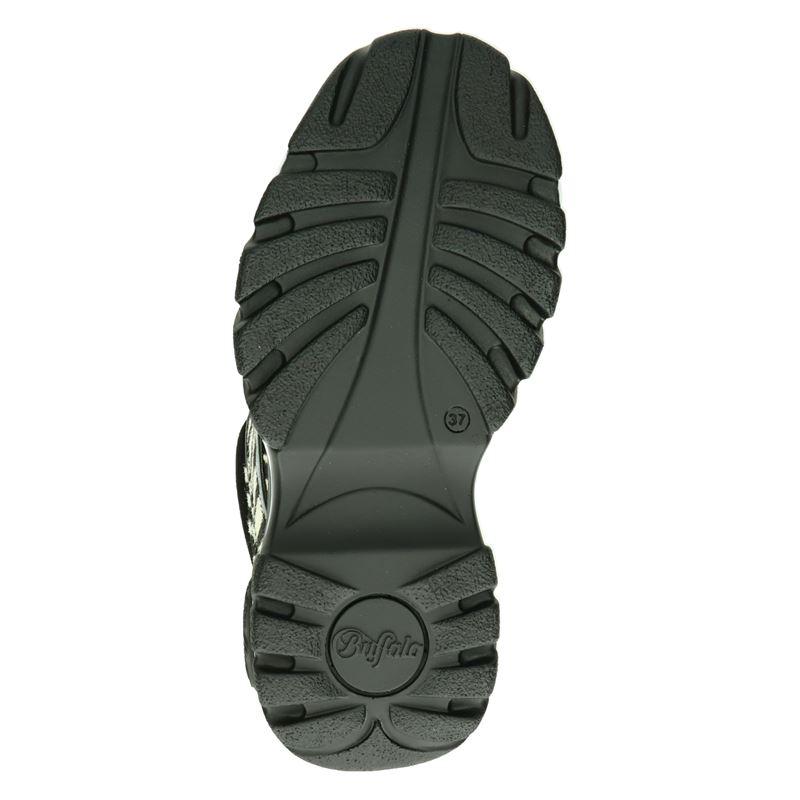 Buffalo - Dad Sneakers - Zwart