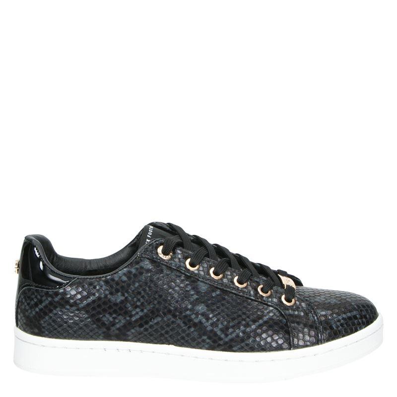 Mexx - Lage sneakers - Zwart