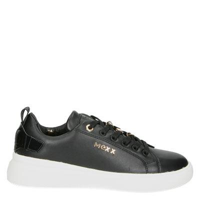 Mexx dames sneakers zwart