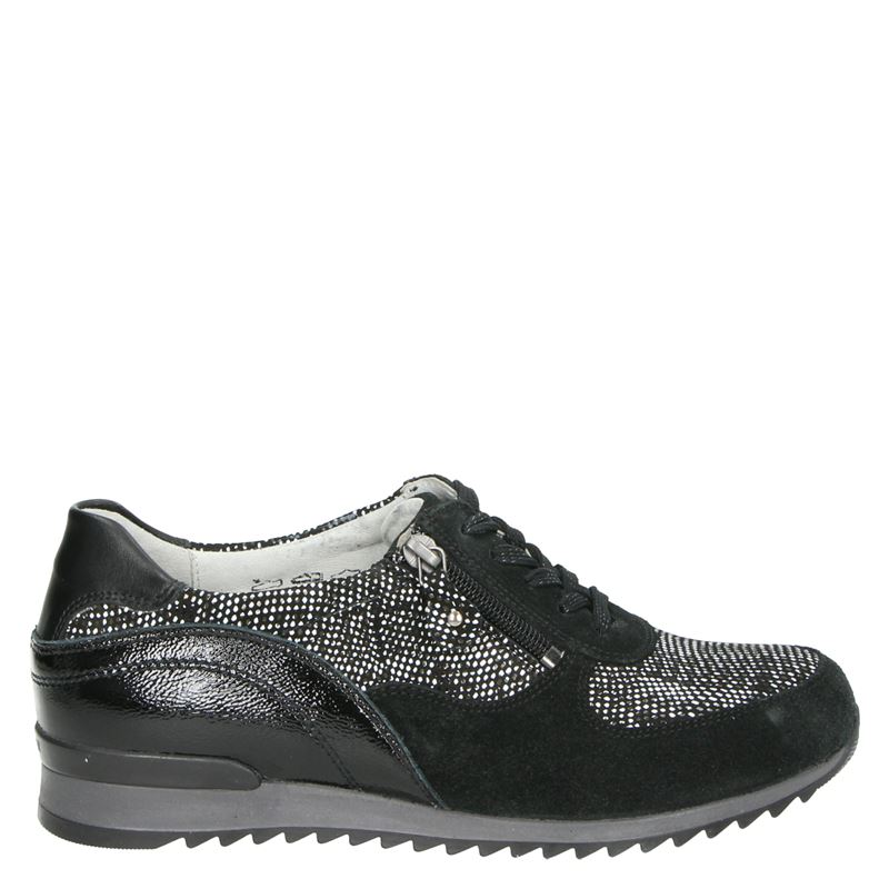 Waldläufer Waldläufer Hurly - Lage sneakers - Zwart