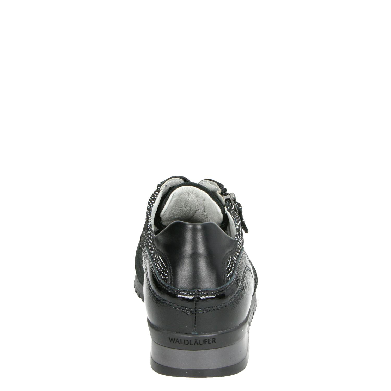 Waldläufer Hurly - Lage sneakers voor dames - Zwart GFrcQdn