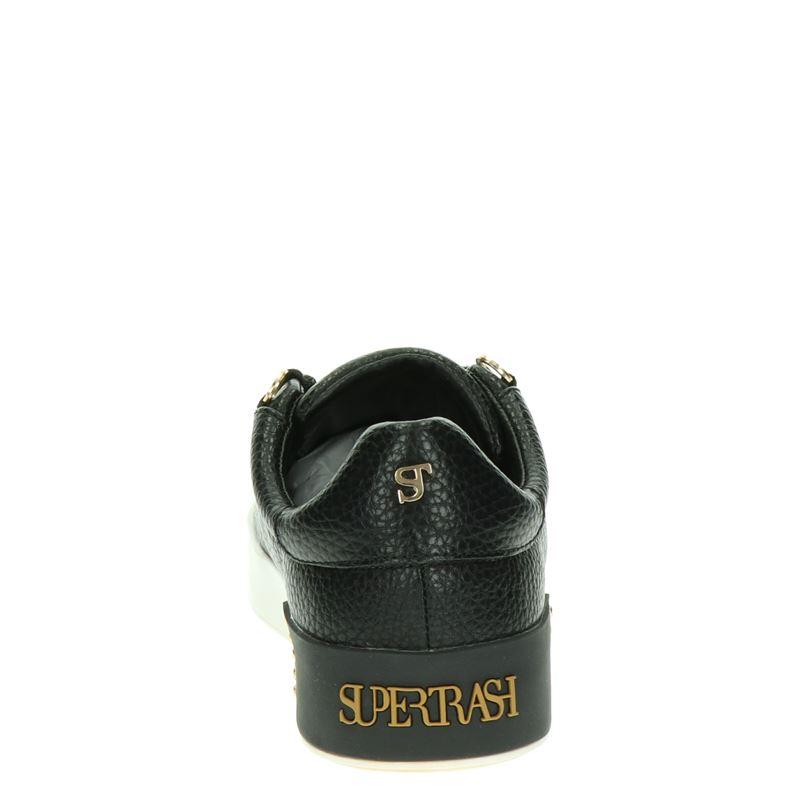 Supertrash Lina Low - Lage sneakers - Zwart