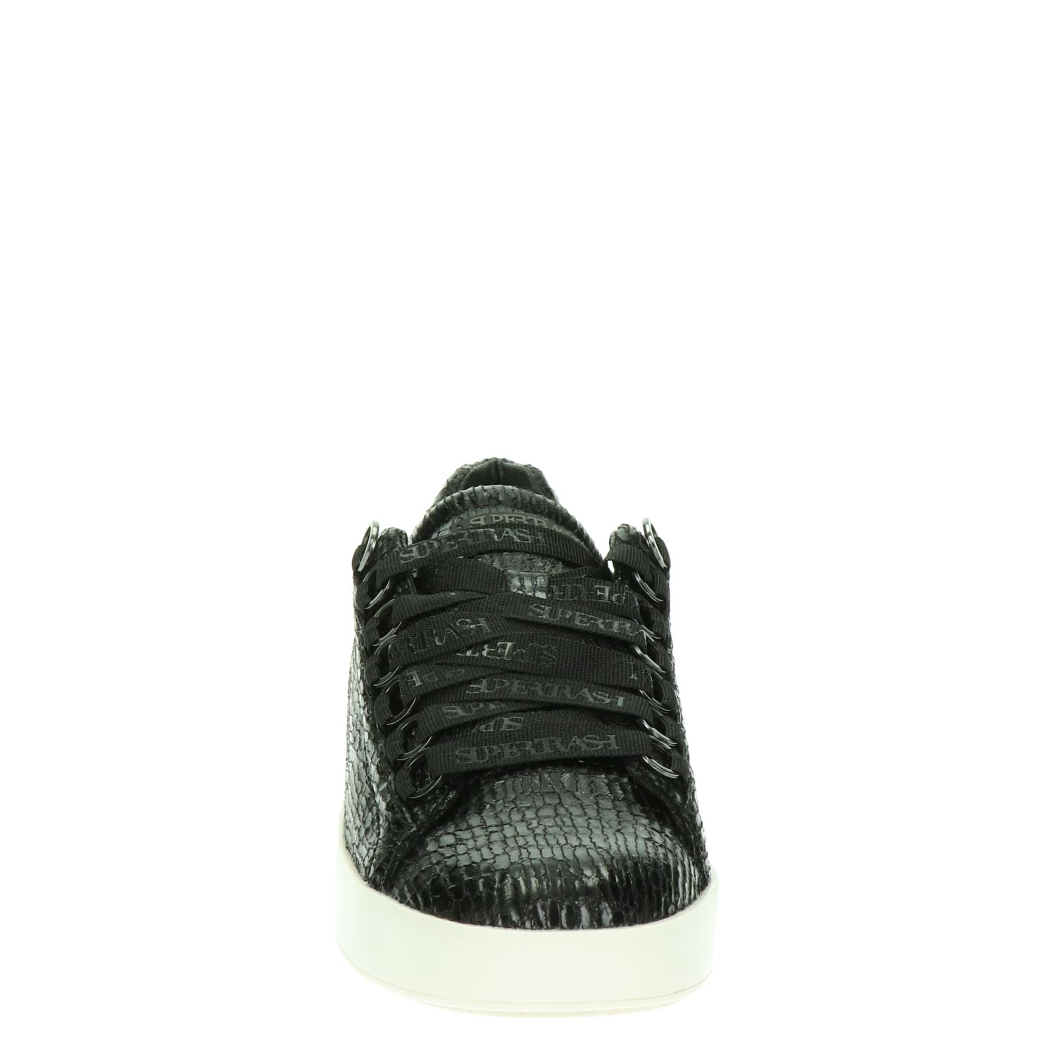 Supertrash Lina Low - Lage sneakers voor dames - Zwart p7xGmF8