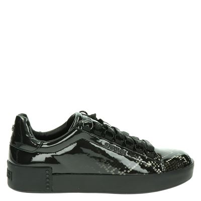 Supertrash dames sneakers zwart