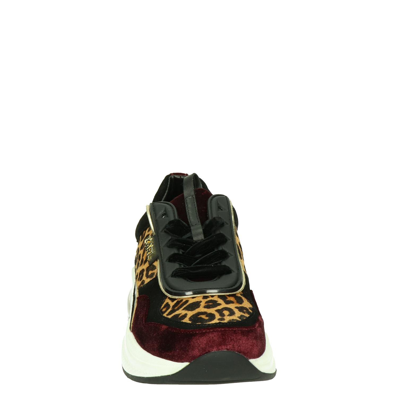 Karl Lagerfeld Ventura Lazare - Dad Sneakers voor dames - Bruin siLgg02