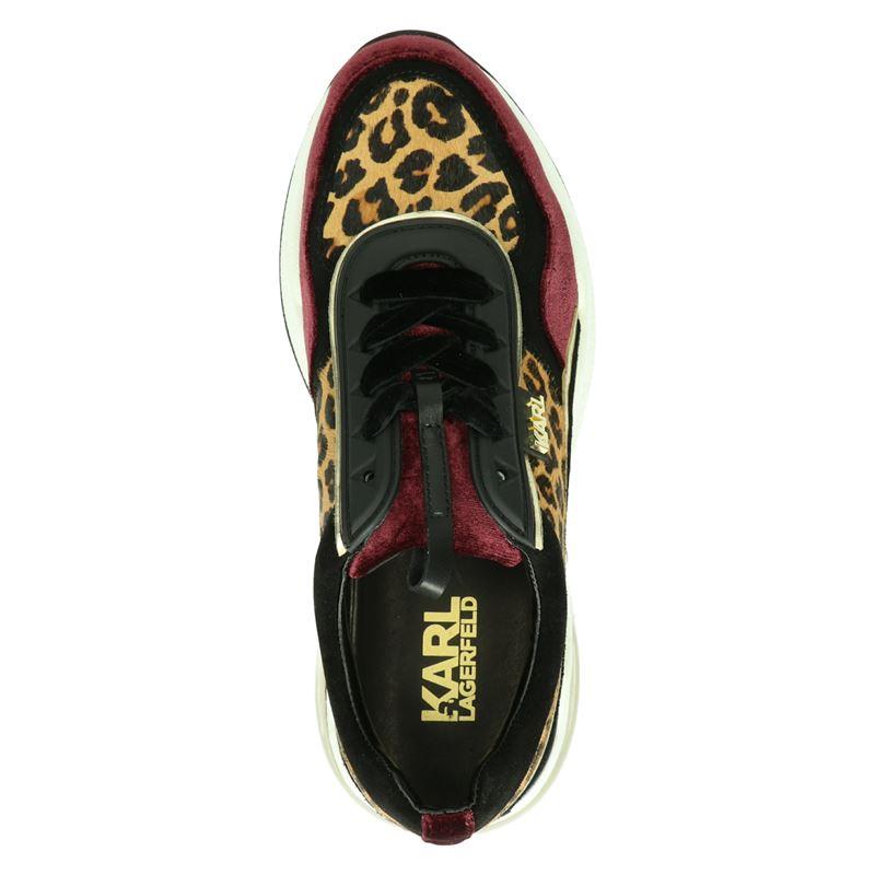 Karl Lagerfeld Ventura Lazare - Dad Sneakers - Bruin