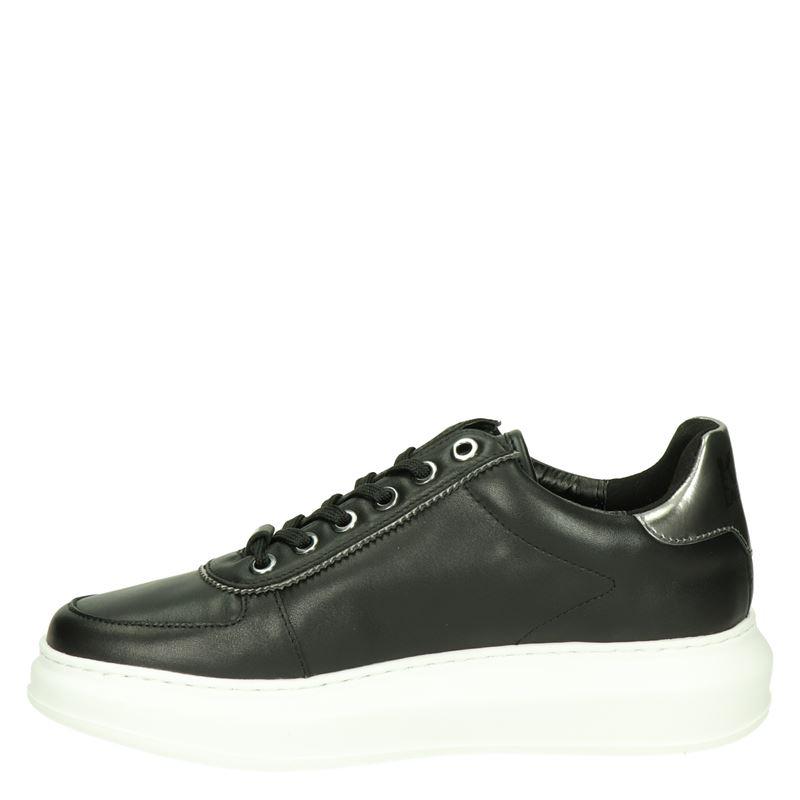 Karl Lagerfeld - Lage sneakers - Zwart