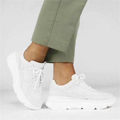 Nelson dames sneakers ecru