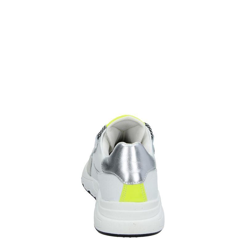 PS Poelman - Dad Sneakers - Wit
