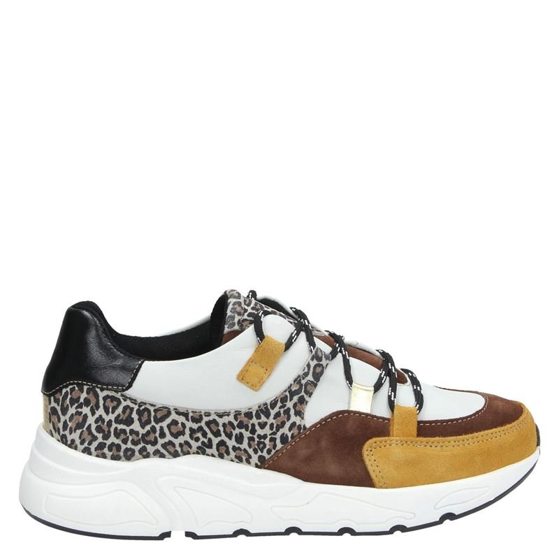 PS Poelman - Dad Sneakers - Geel