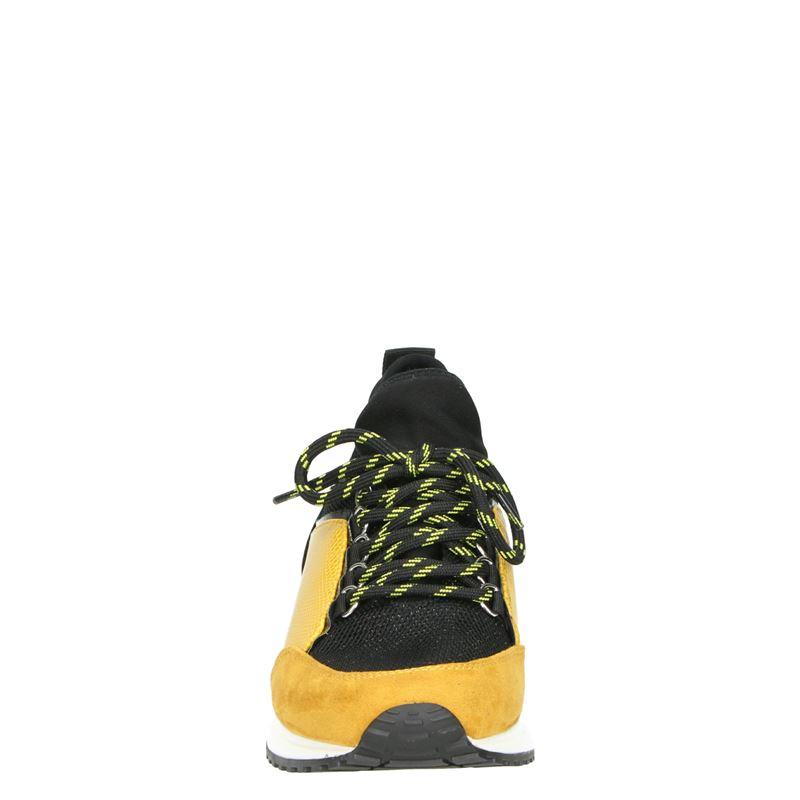 La Strada - Lage sneakers - Geel