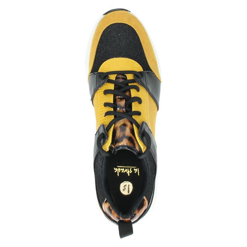 La Strada - Sneakers - Geel