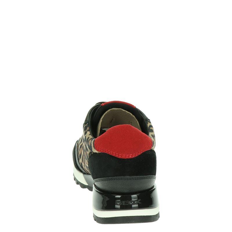 Geox Tabelya - Lage sneakers - Zwart