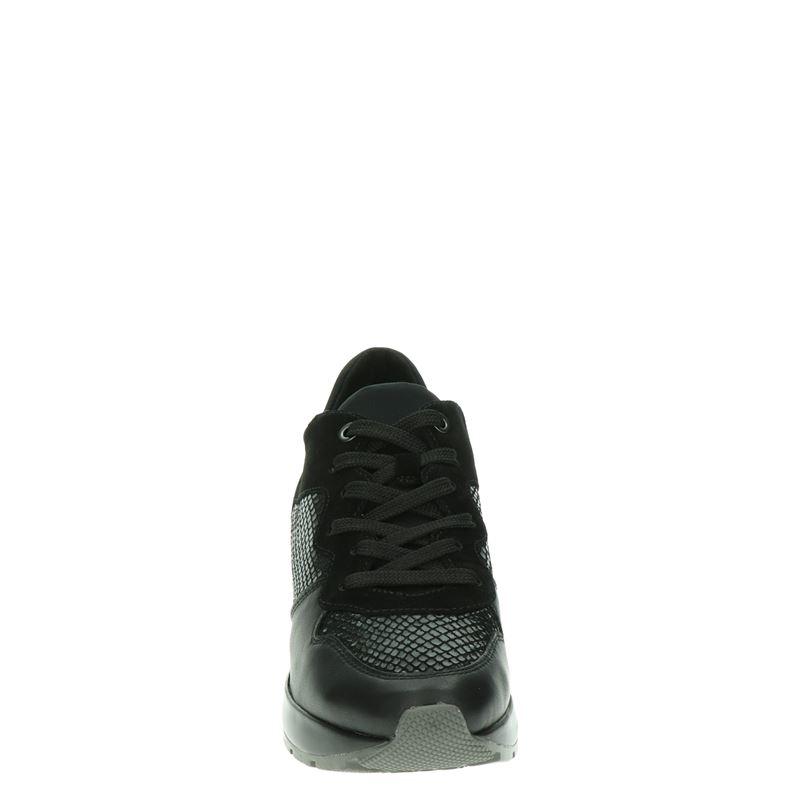 Geox Zosma - Lage sneakers - Zwart