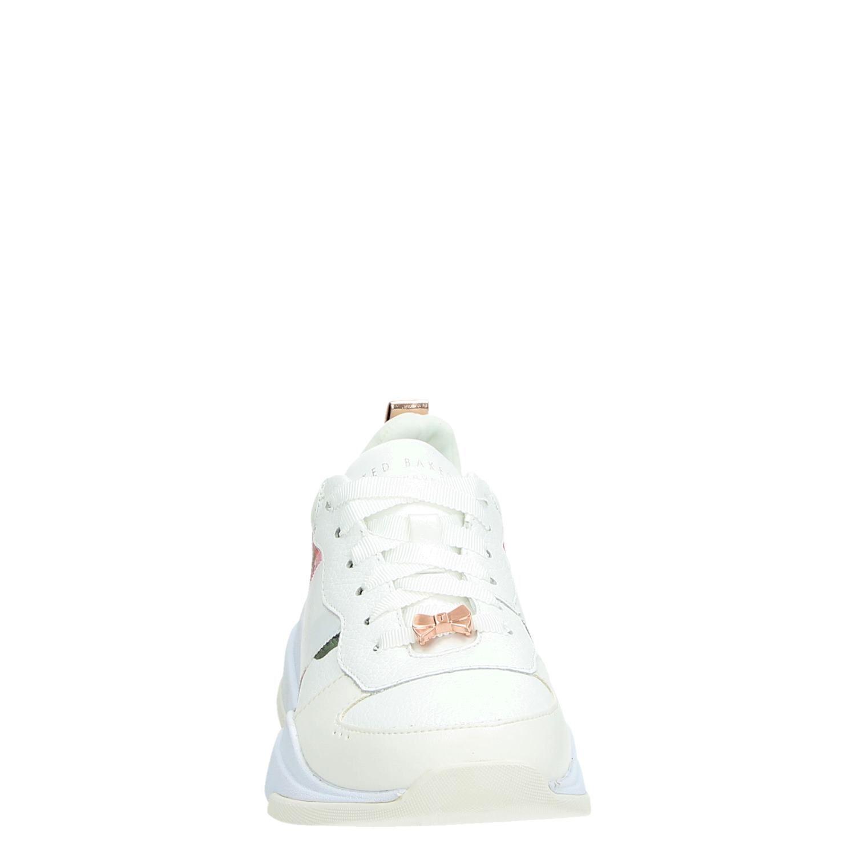 Ted Baker - Lage sneakers voor dames - Wit cw22ecx