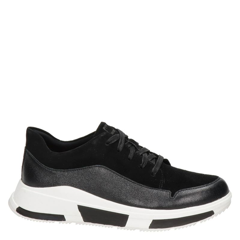 Fitflop Freya - Lage sneakers - Zwart