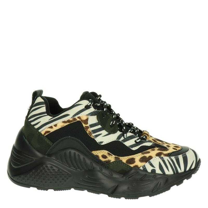 Steve Madden - Dad Sneakers - Zwart