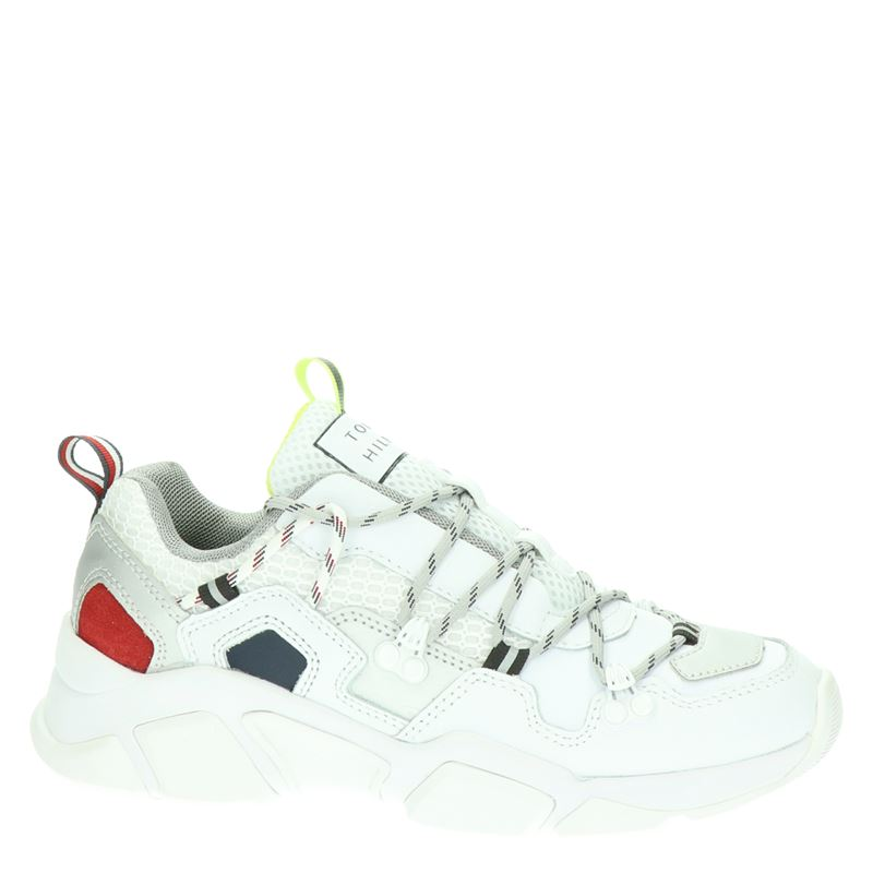 Tommy Hilfiger Sport - Dad Sneakers - Wit