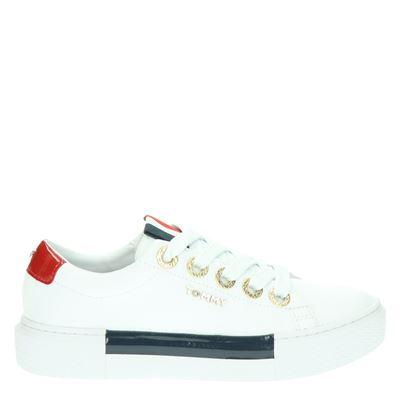 Tommy Hilfiger Sport dames sneakers wit