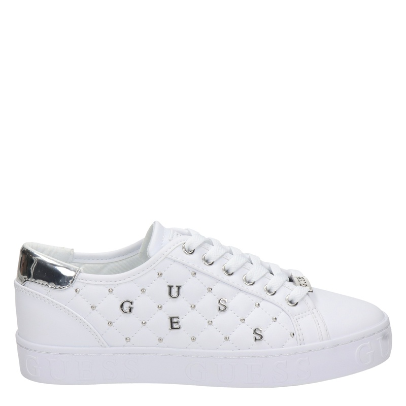 Guess Gladiss - Lage sneakers - Wit
