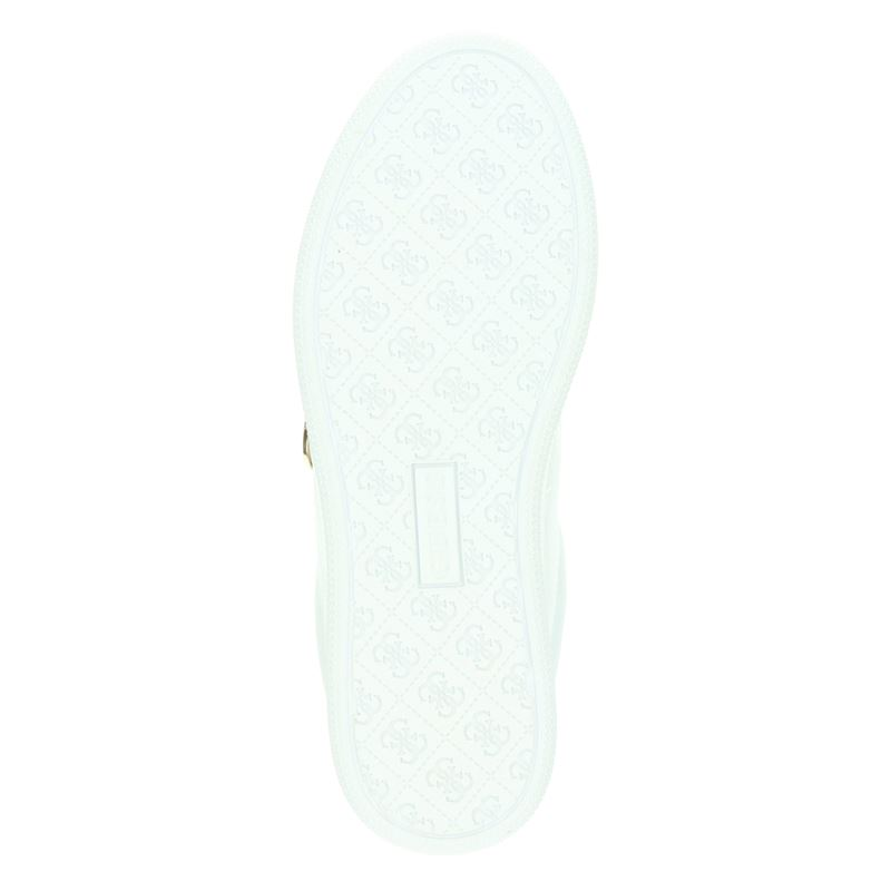 Guess Reima - Lage sneakers - Wit