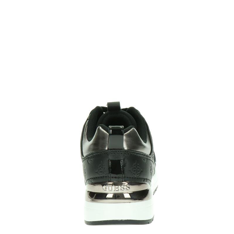 Guess Marlyn - Lage sneakers - Zwart
