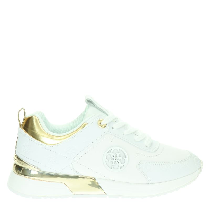 Guess Marlyn - Lage sneakers - Wit